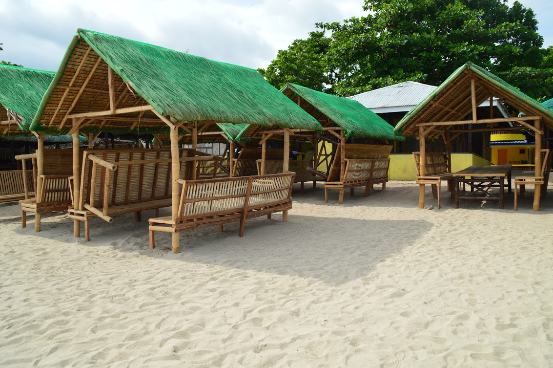 Cottages at Laiya Moonlight Beach Resort